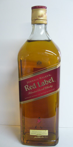 Johnnie Walker red Scotch whisky 3L 2250,-